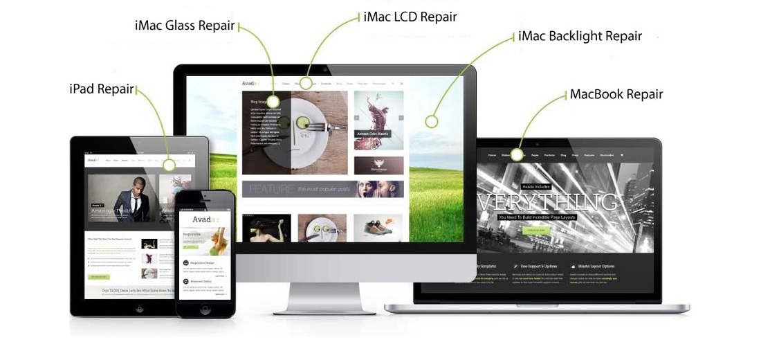 Macbook computer repair lakeland