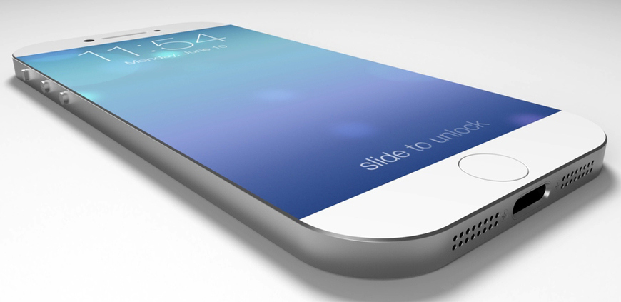 iPhone 6 Phablet concept