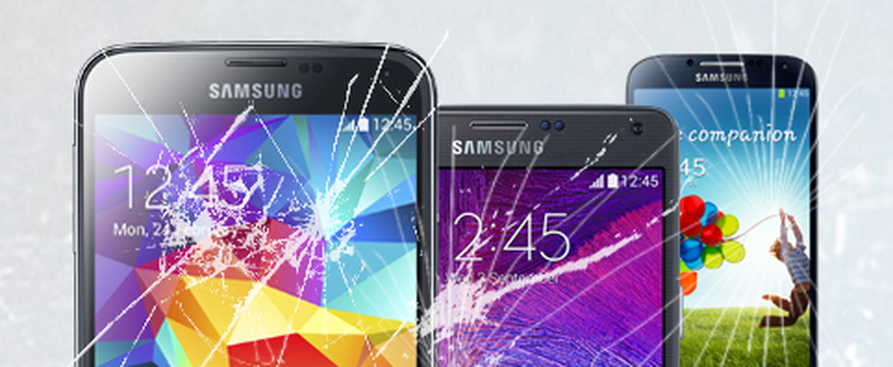 samsung note galaxy glass repair